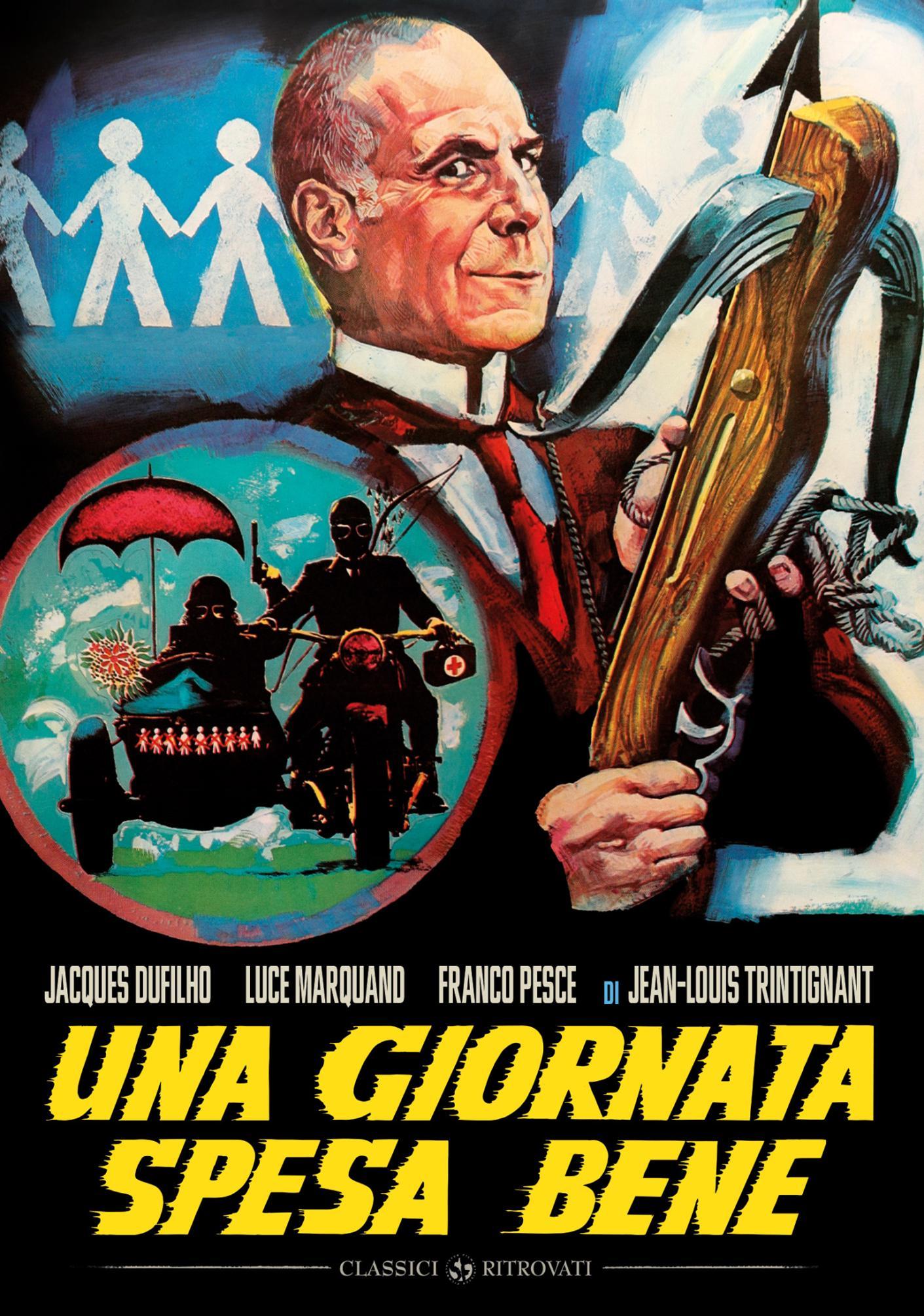 UNA GIORNATA SPESA BENE (DVD)