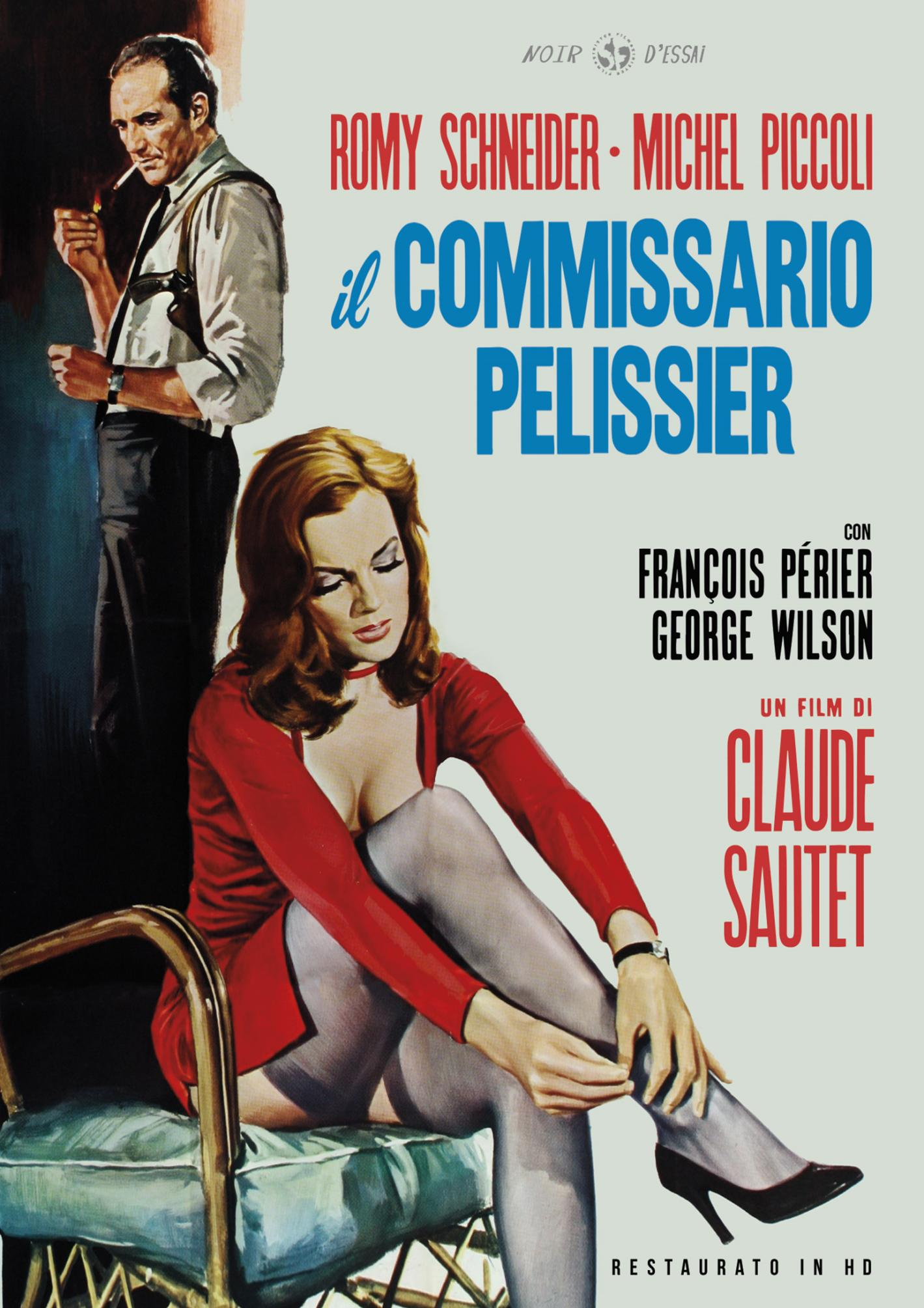 IL COMMISSARIO PELISSIER (RESTAURATO IN HD) (DVD)