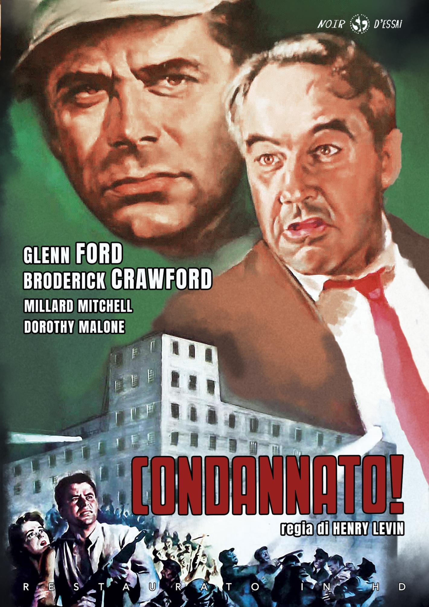 CONDANNATO! (RESTAURATO IN HD) (DVD)
