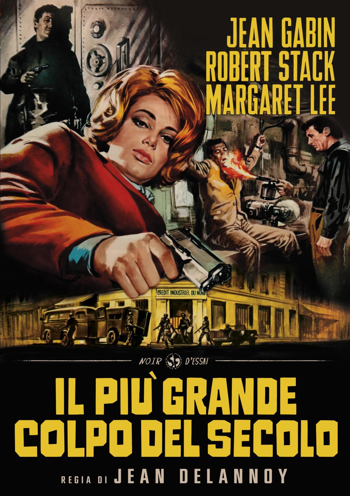 IL PIU' GRANDE COLPO DEL SECOLO (DVD)