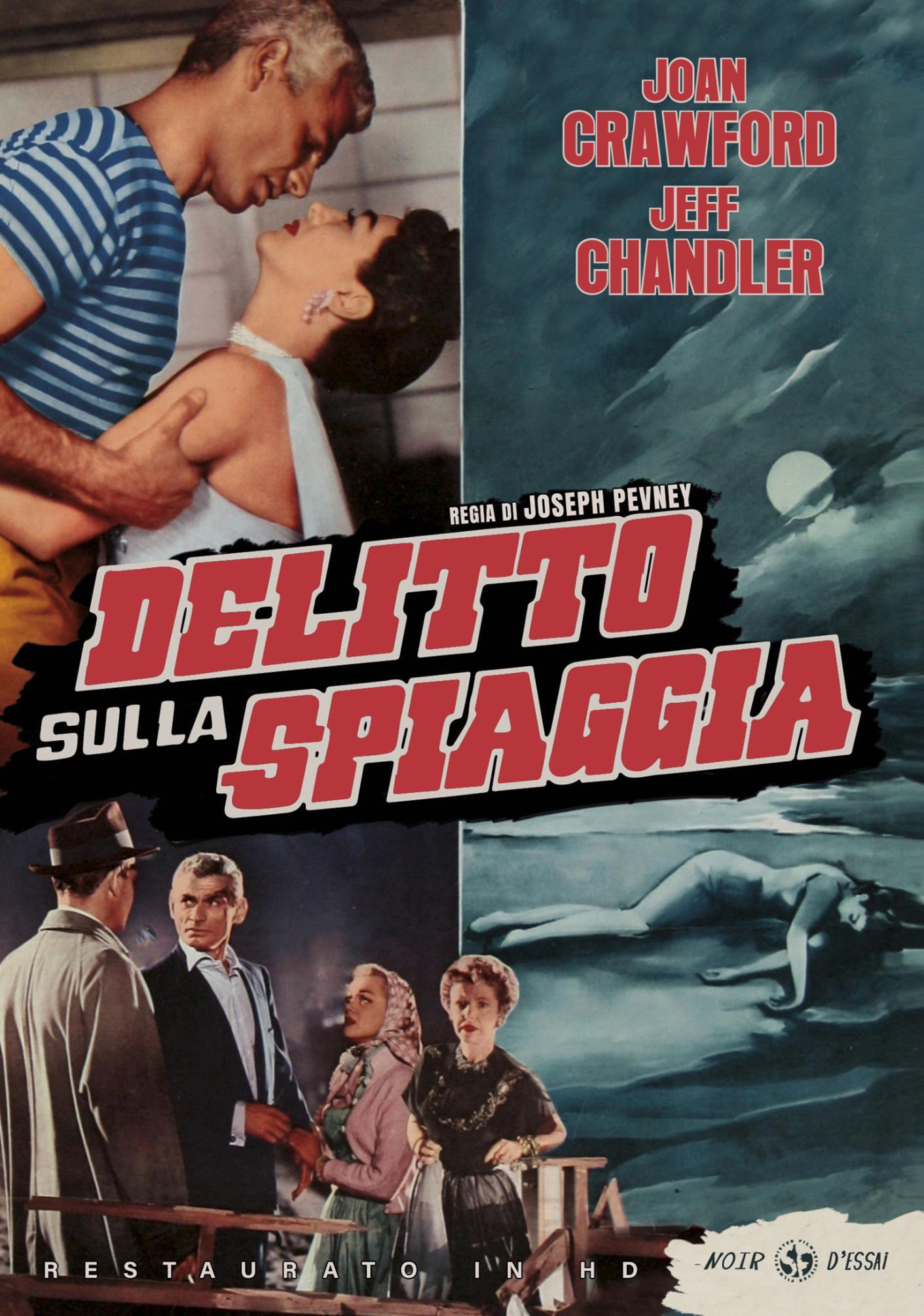 DELITTO SULLA SPIAGGIA (RESTAURATO IN HD) (DVD)