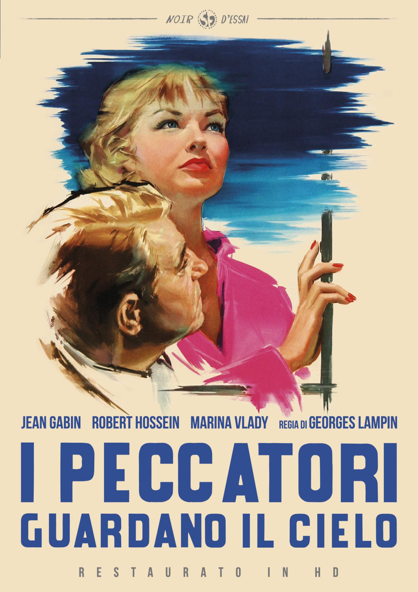 PECCATORI GUARDANO IL CIELO (I) (RESTAURATO IN HD) (DVD)