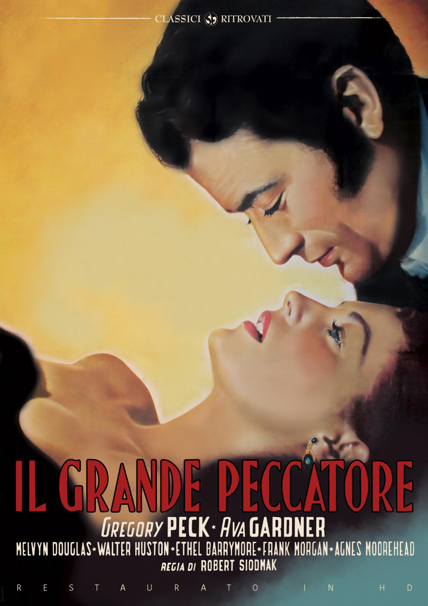 IL GRANDE PECCATORE (RESTAURATO IN HD) (DVD)