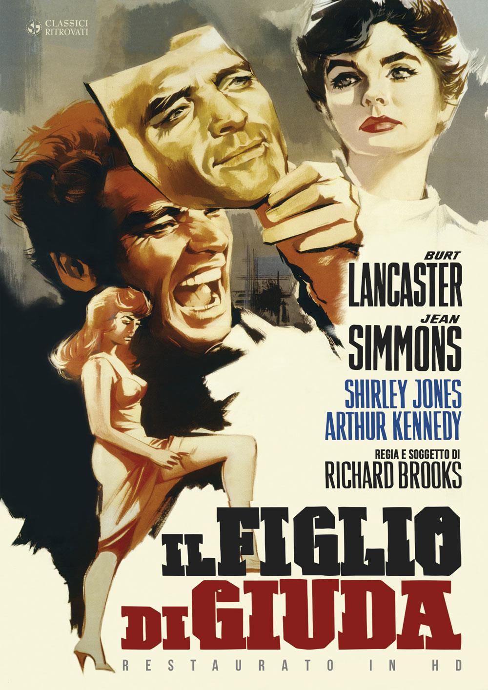 IL FIGLIO DI GIUDA (RESTAURATO IN HD) (DVD)