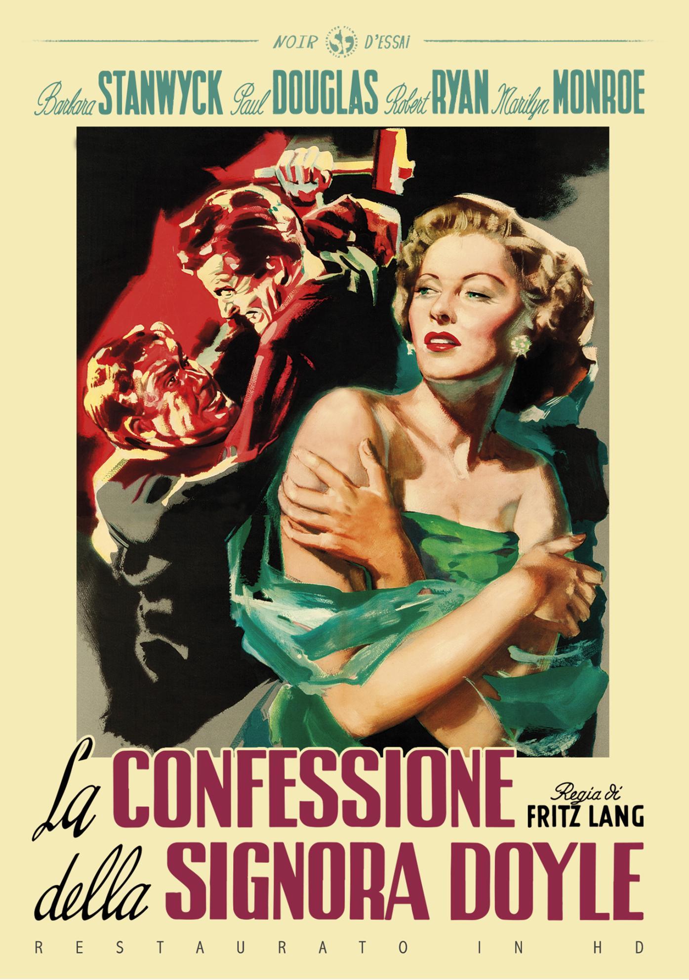 LA CONFESSIONE DELLA SIGNORA DOYLE (RESTAURATO IN HD) (DVD)