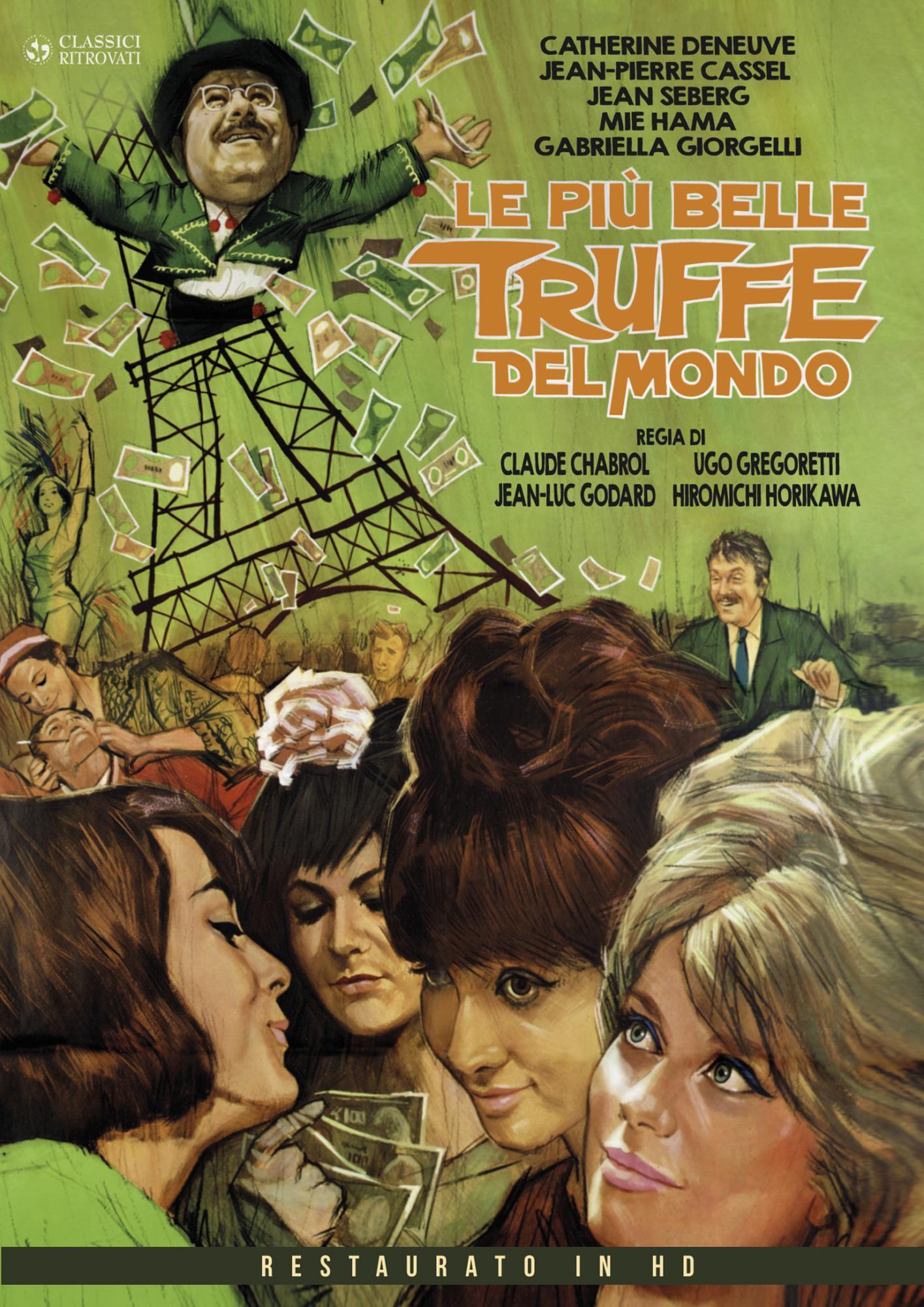 LE PIU' BELLE TRUFFE DEL MONDO (RESTAURATO IN HD) (DVD)