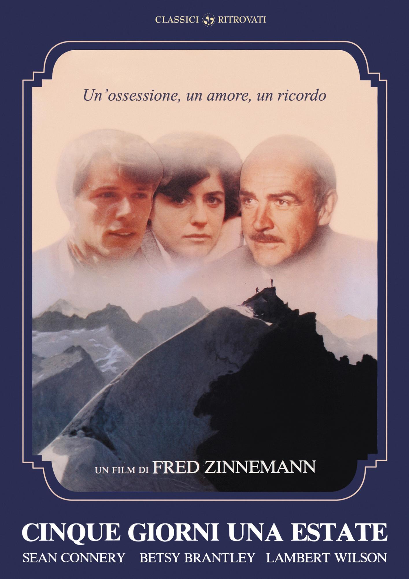 CINQUE GIORNI UNA ESTATE (DVD)