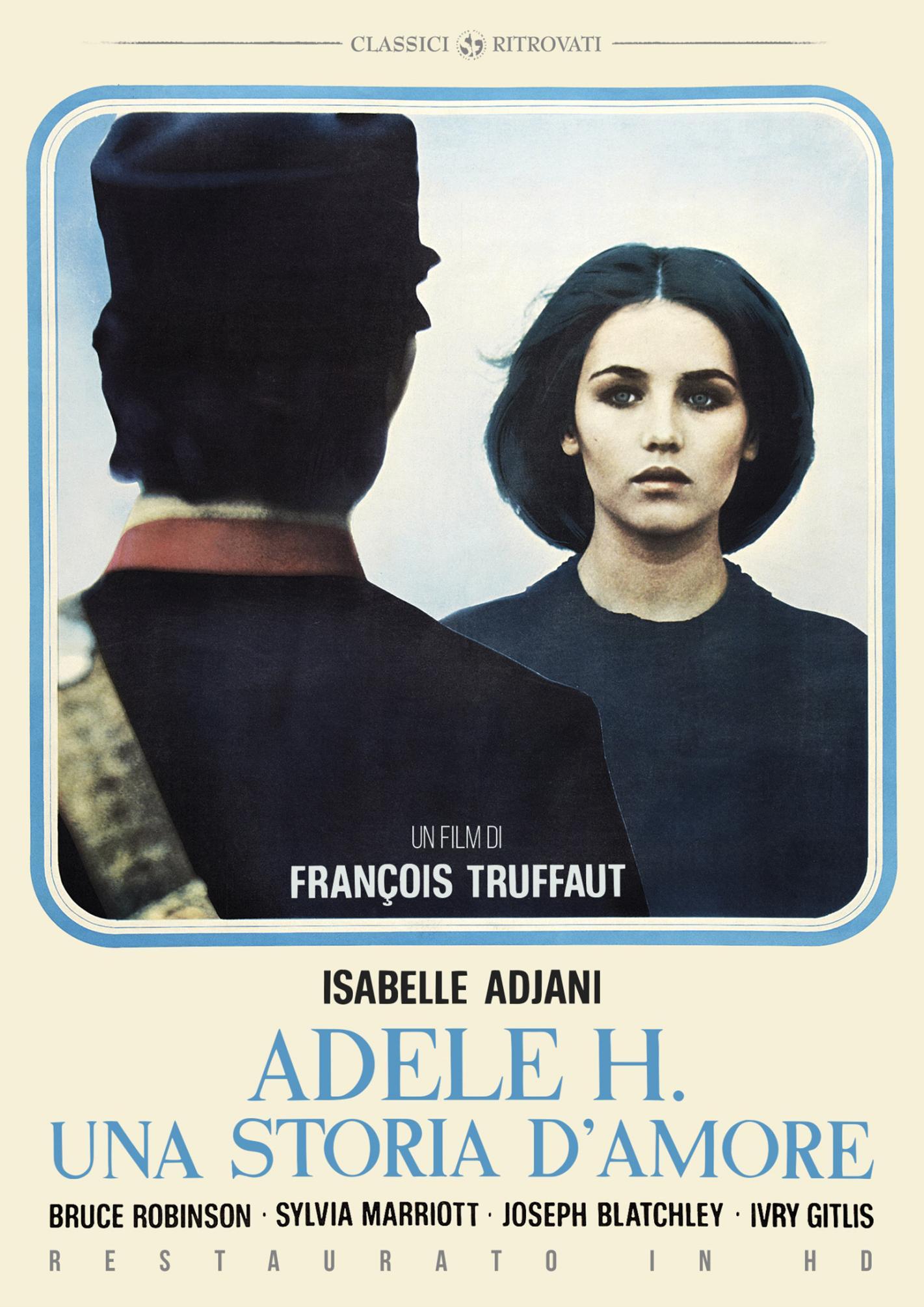 ADELE H., UNA STORIA D'AMORE (RESTAURATO IN HD) (DVD)