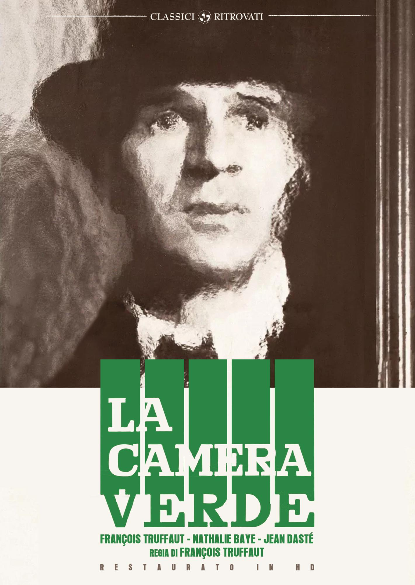 LA CAMERA VERDE (RESTAURATO IN HD) (DVD)