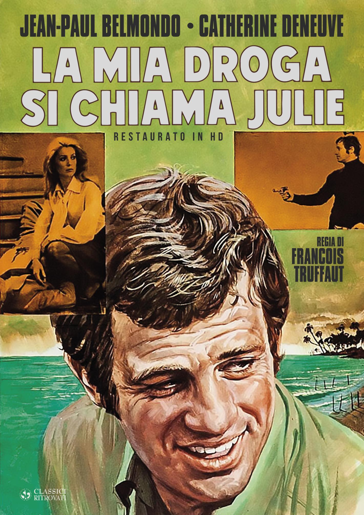 MIA DROGA SI CHIAMA JULIE (LA) (RESTAURATO IN HD) (DVD)