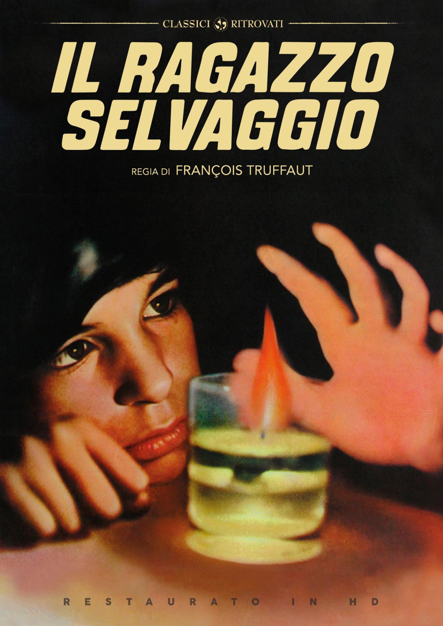 IL RAGAZZO SELVAGGIO (RESTAURATO IN HD) (DVD)
