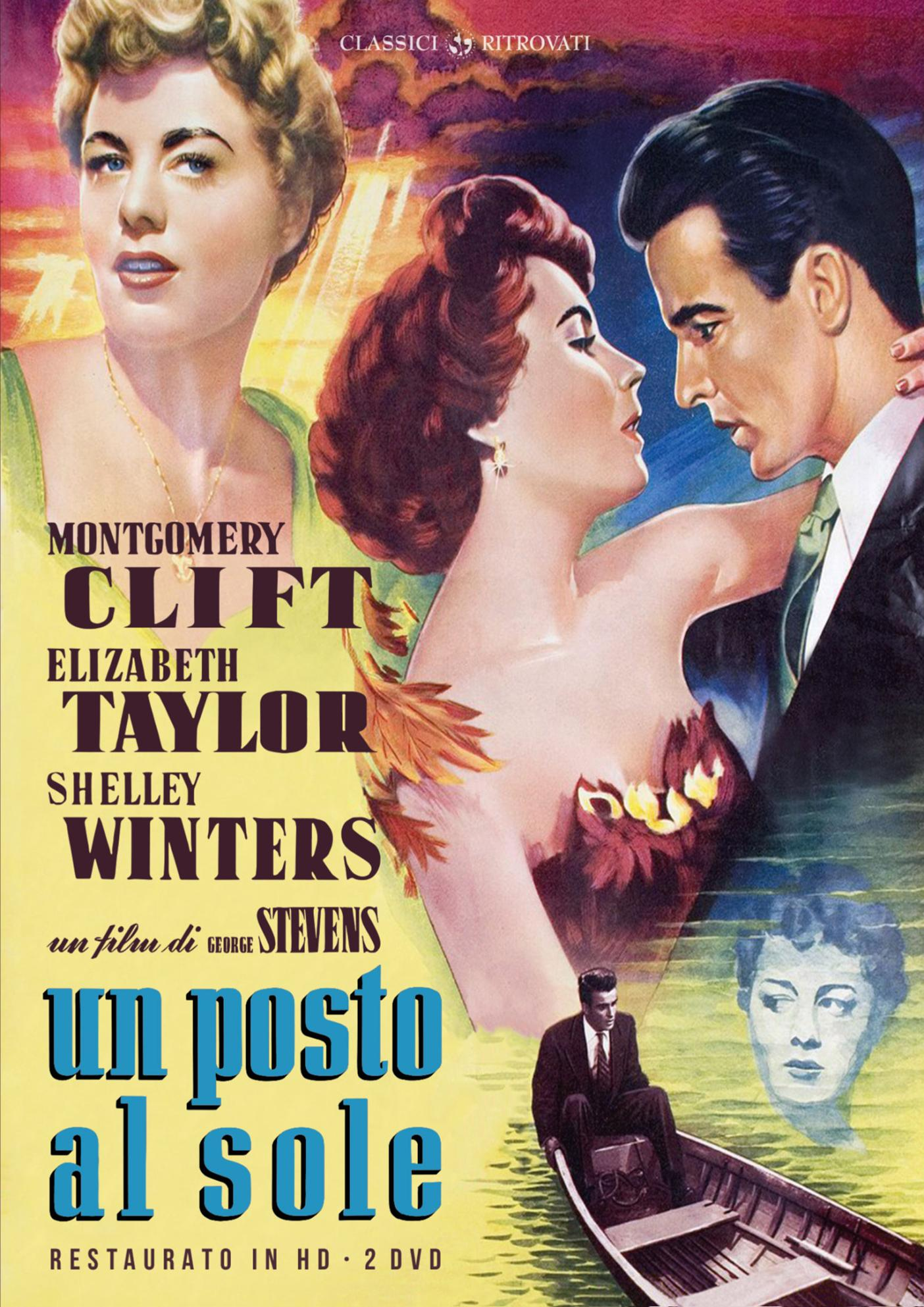 UN POSTO AL SOLE (RESTAURATO IN HD) (2 DVD) (DVD)