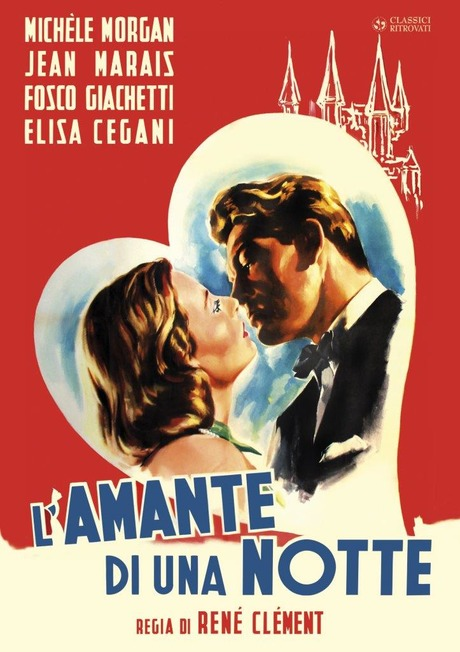 L'AMANTE DI UNA NOTTE (DVD)
