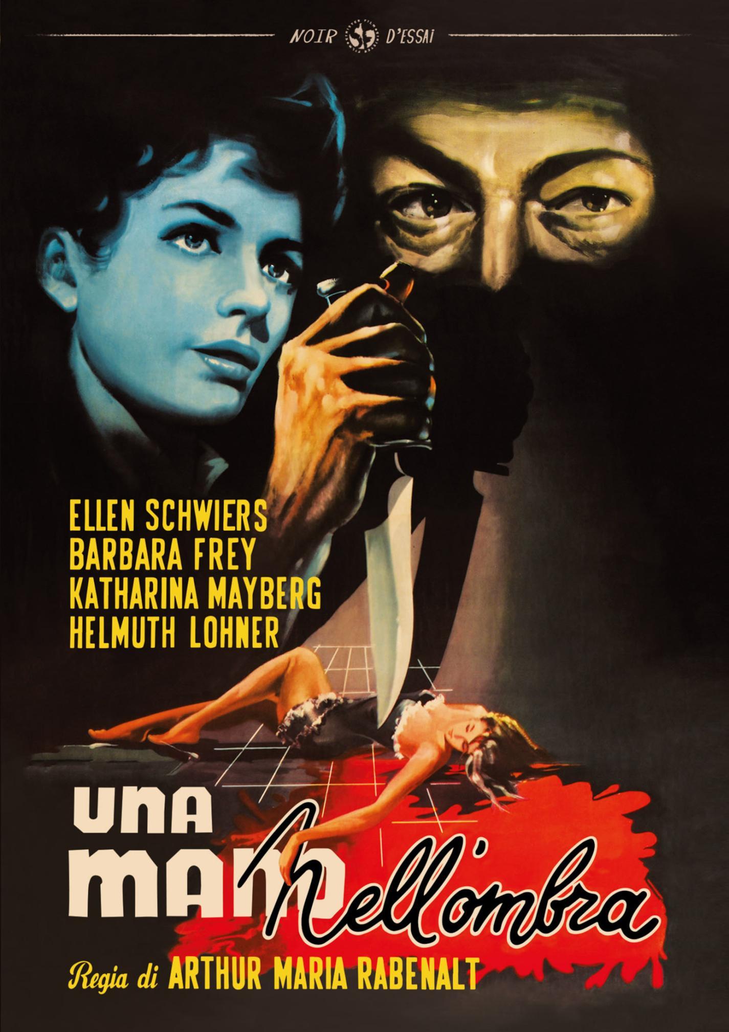 UNA MANO NELL'OMBRA (DVD)
