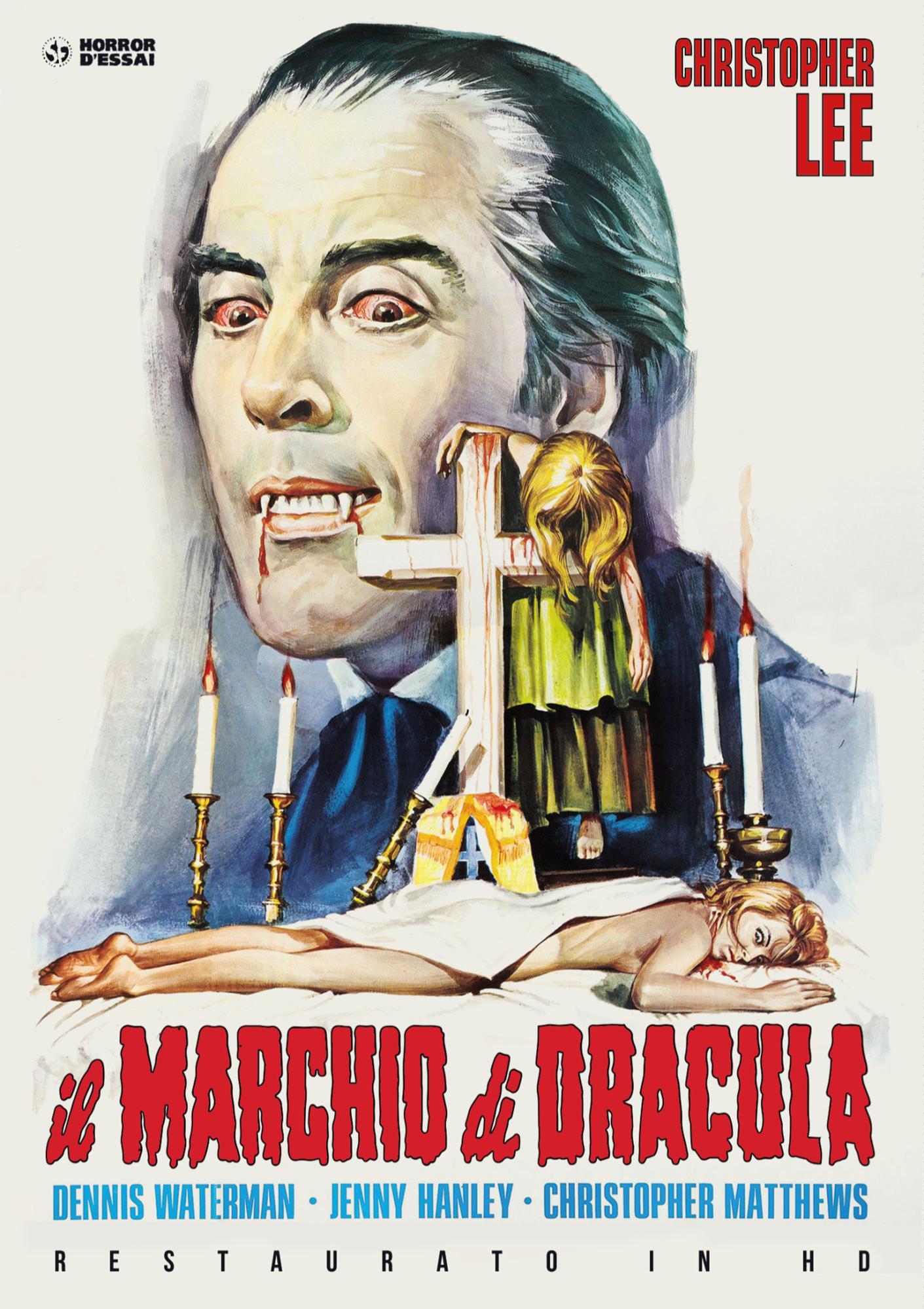 IL MARCHIO DI DRACULA (RESTAURATO IN HD) (DVD)
