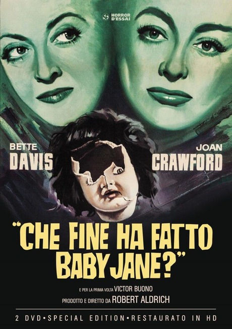 CHE FINE HA FATTO BABY JANE? (RESTAURATO IN HD) - SPECIAL EDITIO