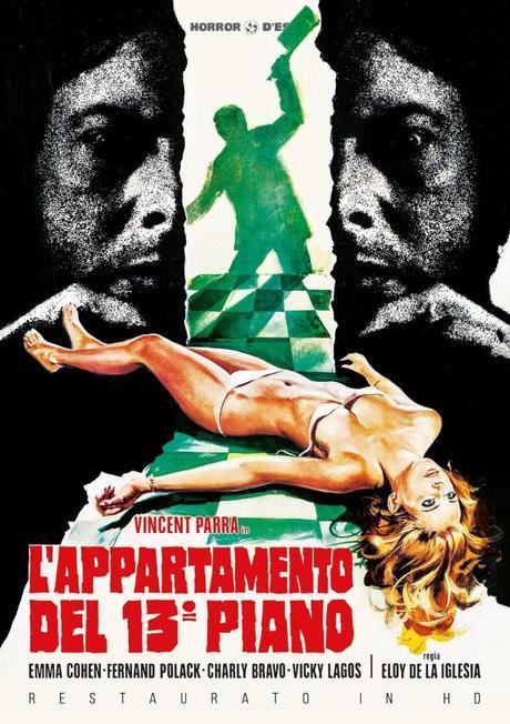 L'APPARTAMENTO DEL 13O PIANO (RESTAURATO IN HD) (DVD)