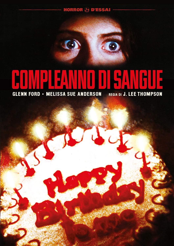 COMPLEANNO DI SANGUE (RESTAURATO IN HD) (DVD)