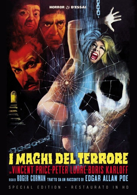 I MAGHI DEL TERRORE (RESTAURATO IN HD) (DVD)