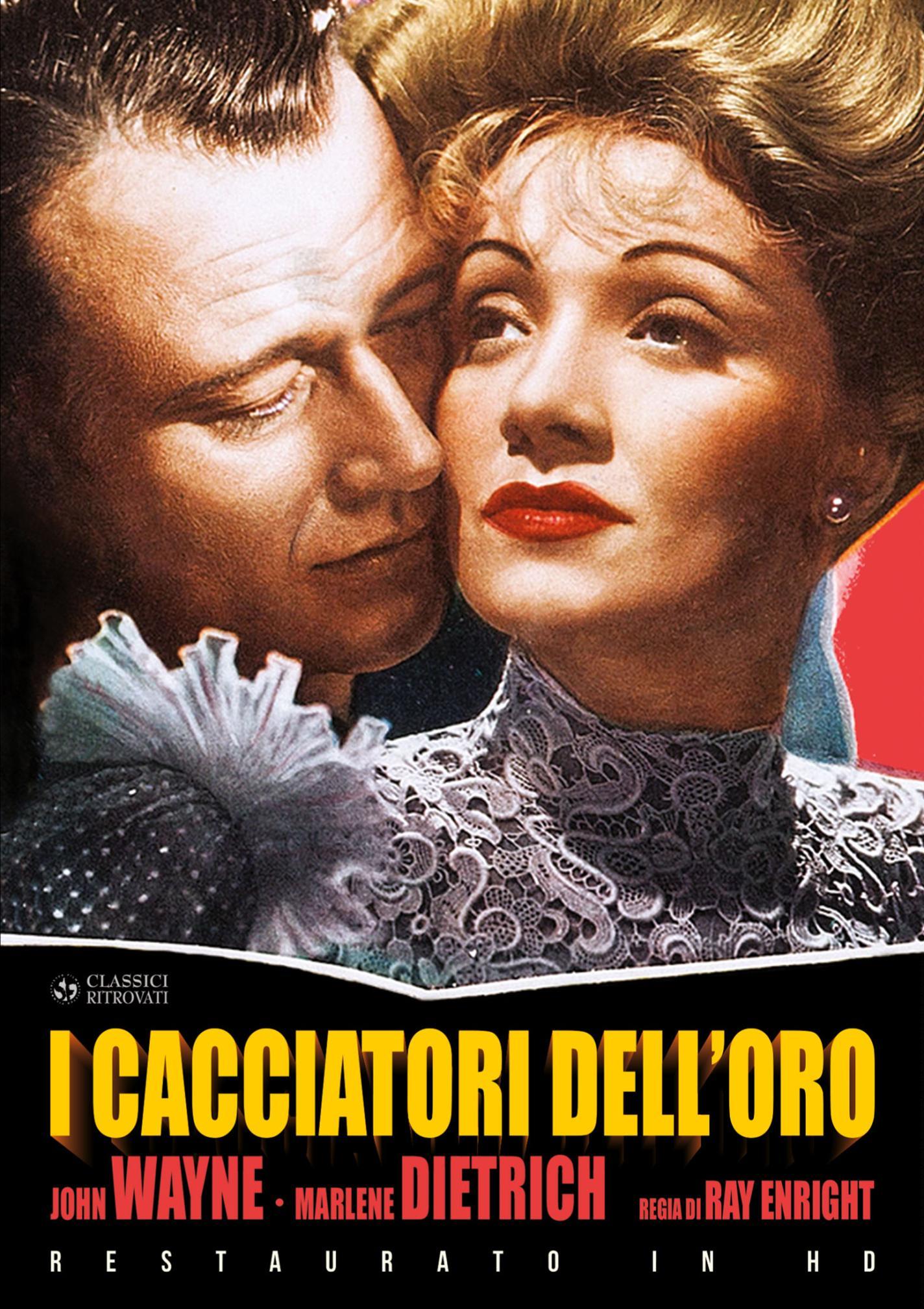 I CACCIATORI DELL'ORO (RESTAURATO IN HD) (DVD)