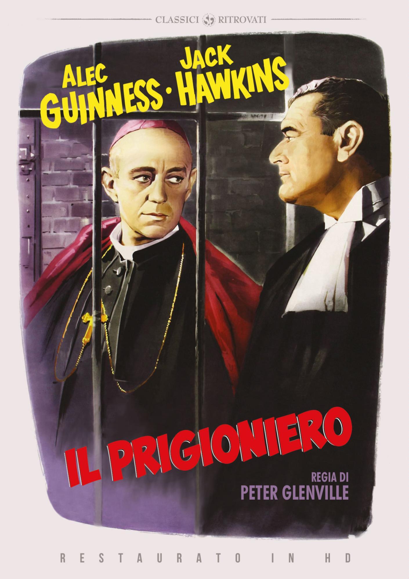 IL PRIGIONIERO (RESTAURATO IN HD) (DVD)
