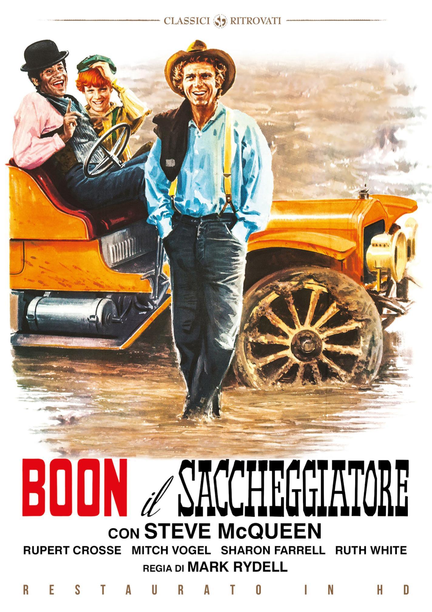 BOON IL SACCHEGGIATORE (RESTAURATO IN HD) (DVD)
