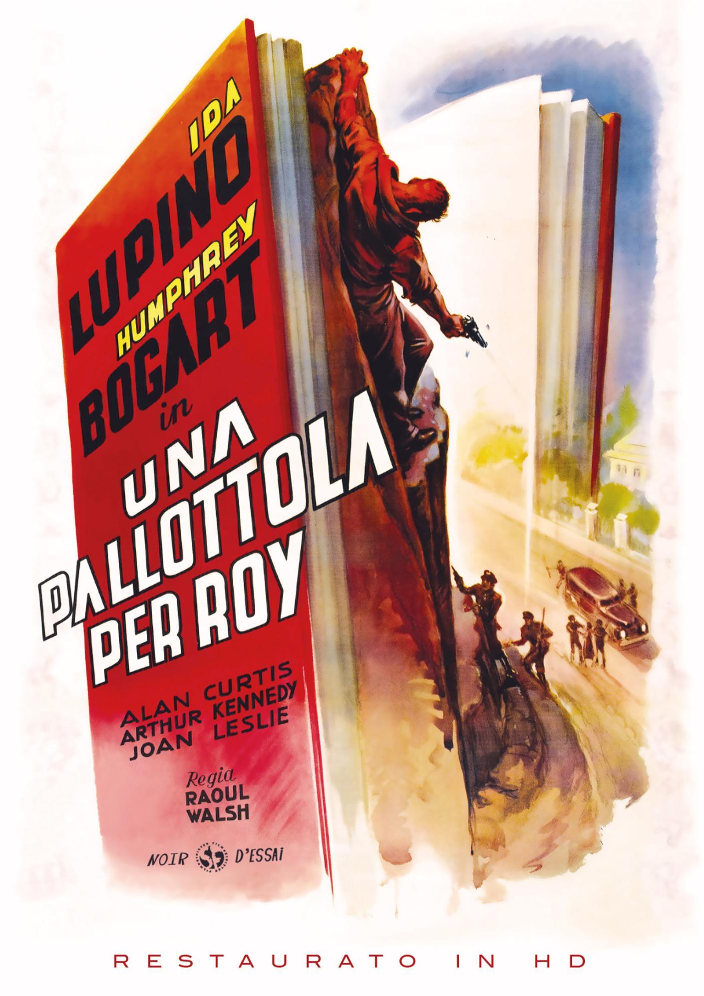 UNA PALLOTTOLA PER ROY (RESTAURATO IN HD) (DVD)