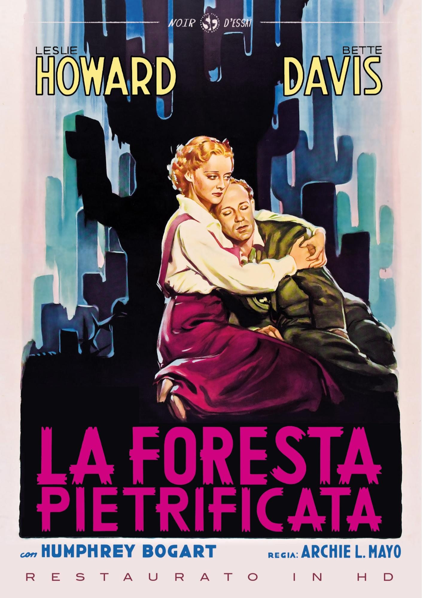 LA FORESTA PIETRIFICATA (RESTAURATO IN HD) (DVD)