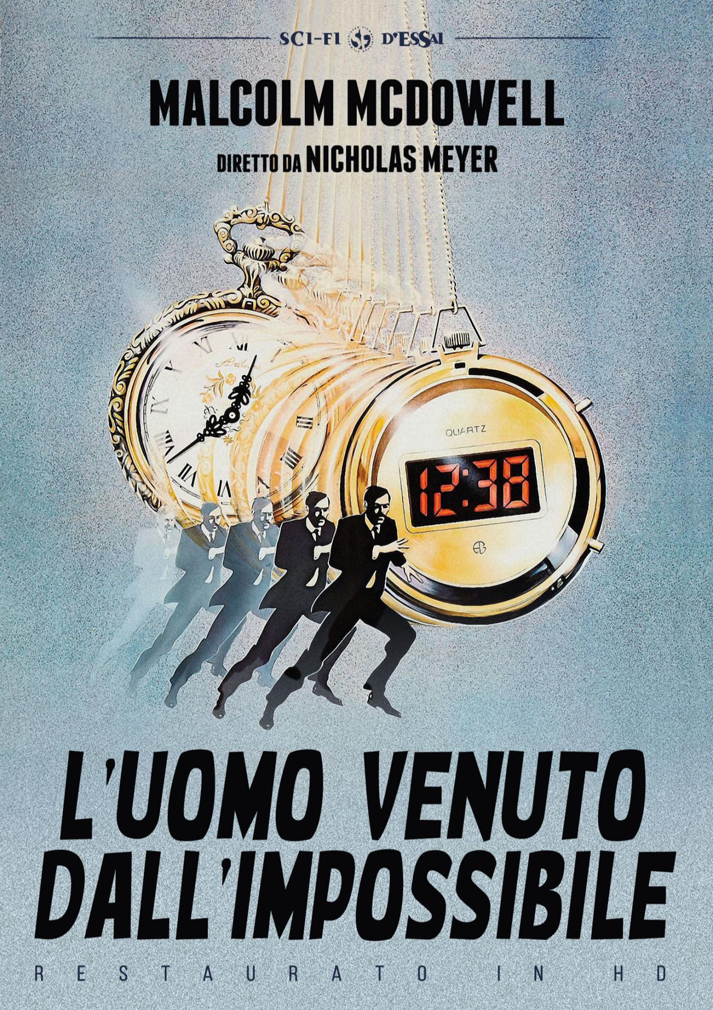 L'UOMO VENUTO DALL'IMPOSSIBILE (RESTAURATO IN HD) (DVD)