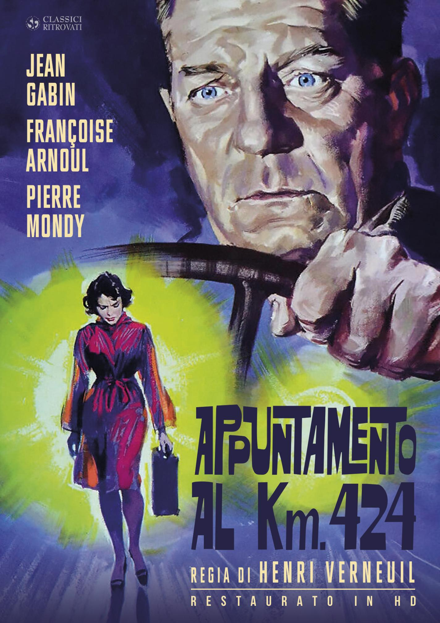 APPUNTAMENTO AL KM. 424 (RESTAURATO IN HD) (DVD)