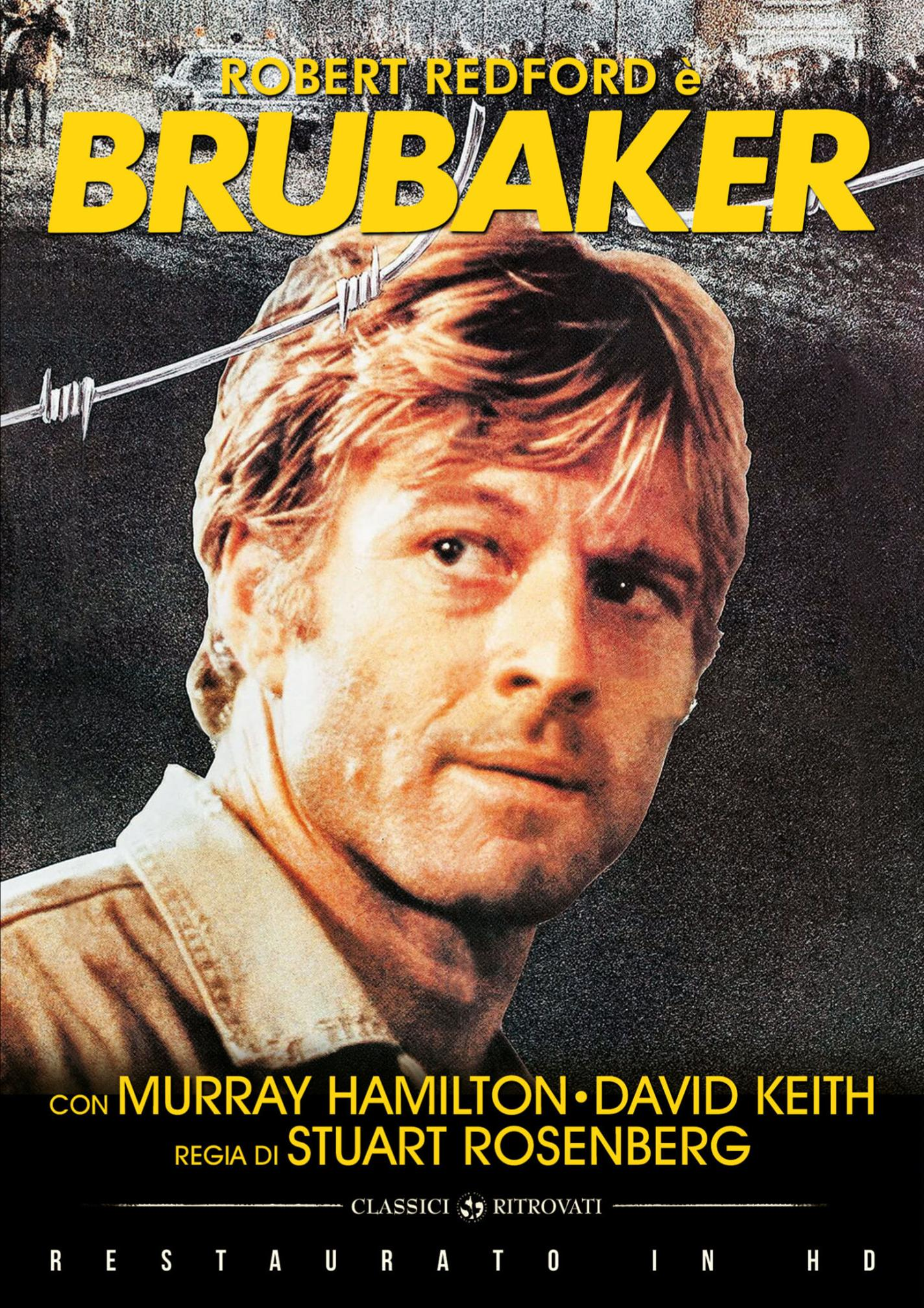 BRUBAKER (RESTAURATO IN HD) (DVD)