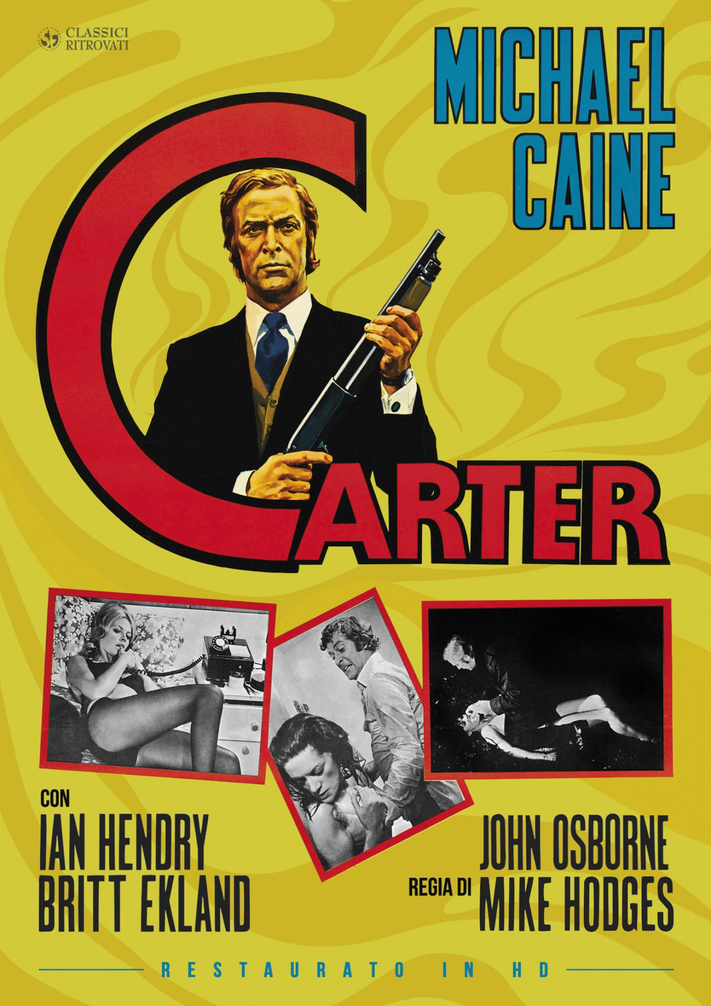 CARTER (RESTAURATO IN HD) (DVD)