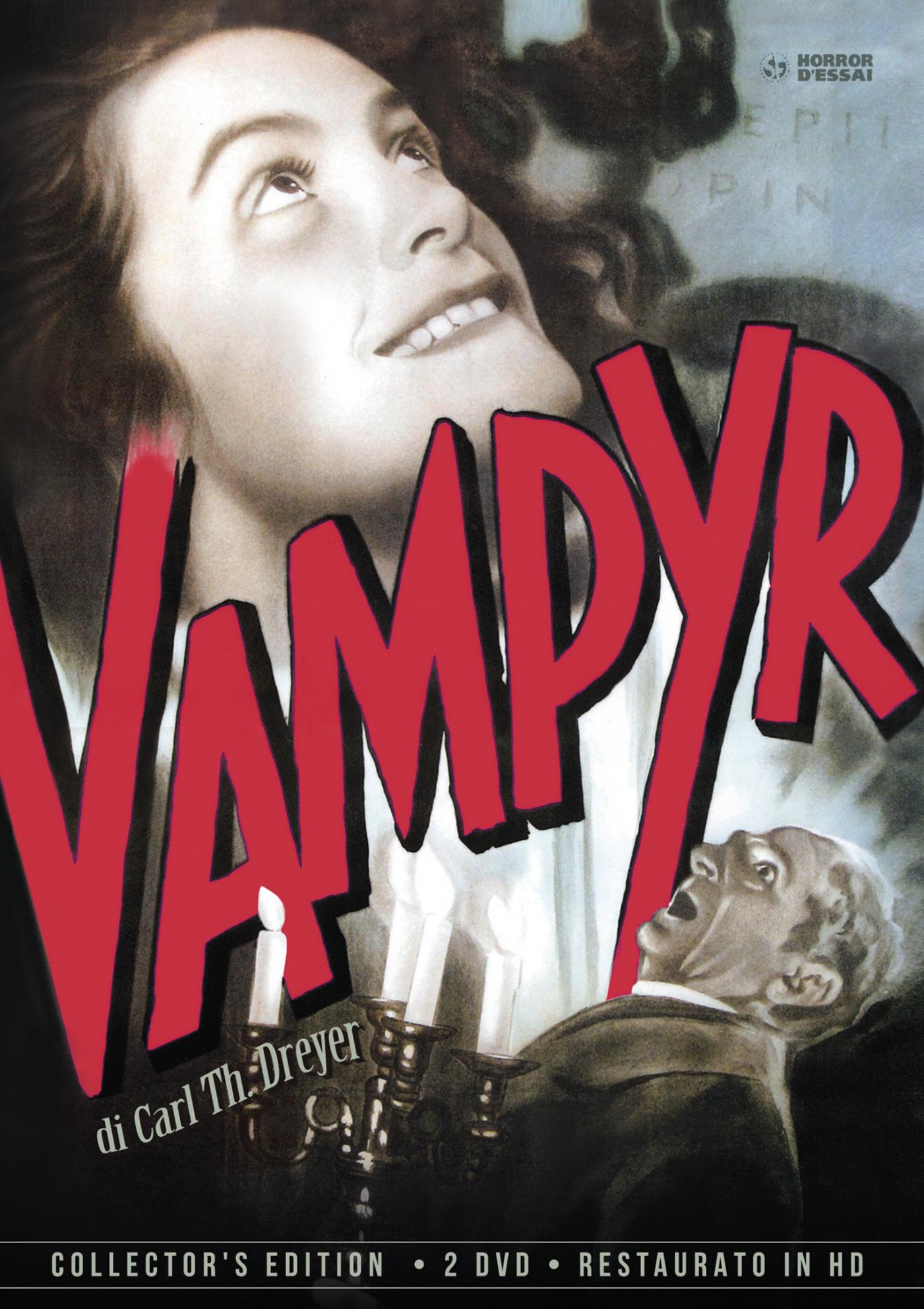 VAMPYR (COLLECTOR'S EDITION) (RESTAURATO IN HD) (2 DVD) (DVD)