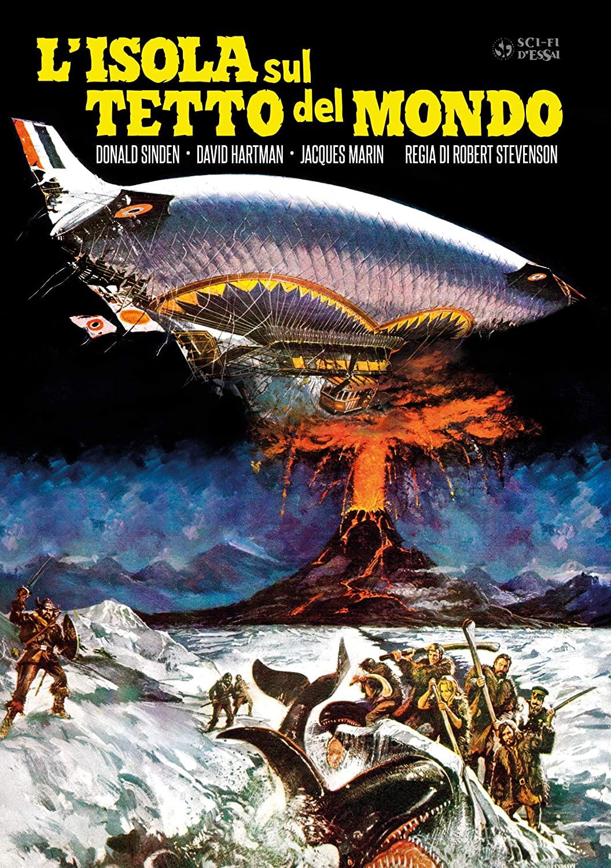 L'ISOLA SUL TETTO DEL MONDO (DVD)
