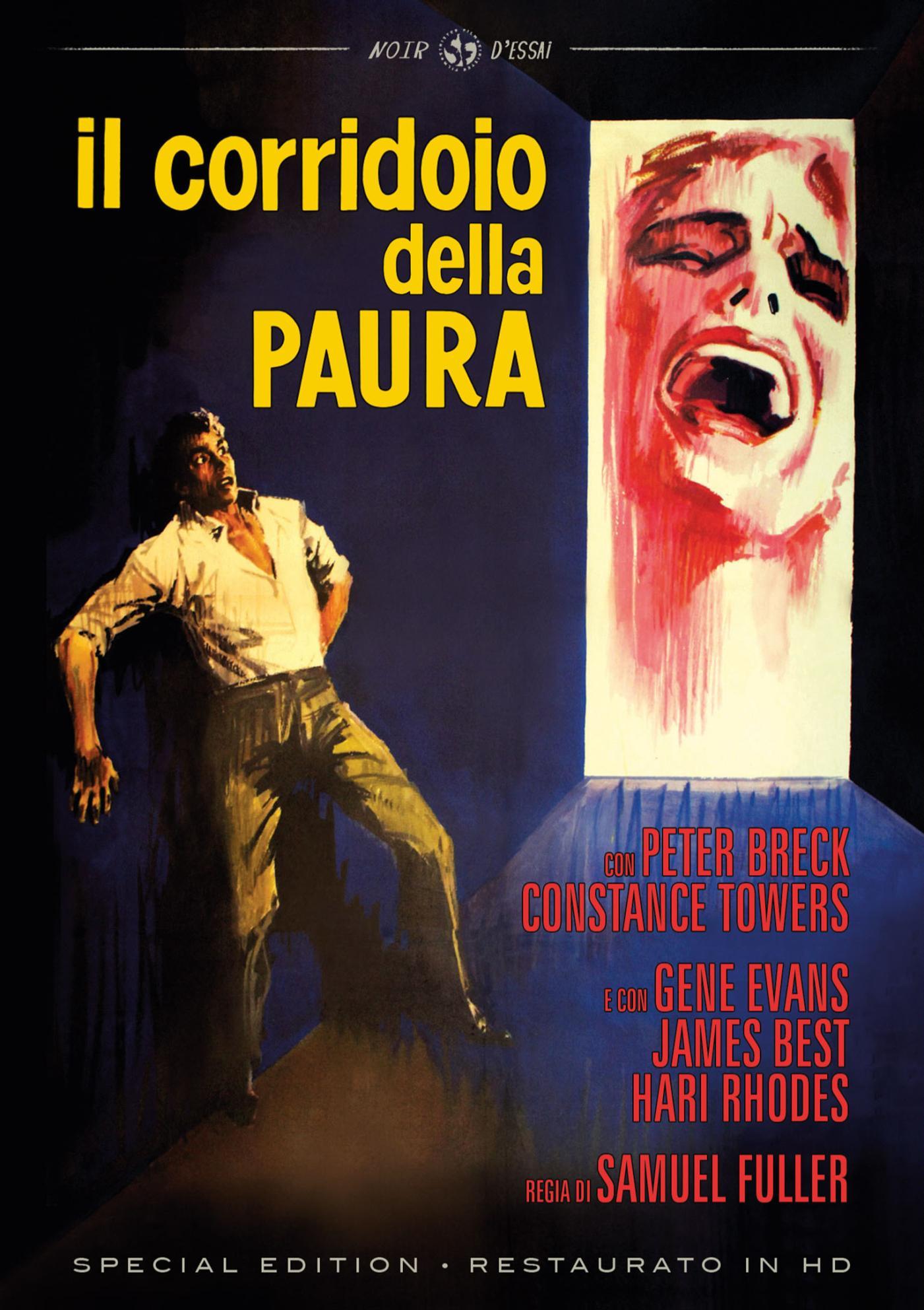IL CORRIDOIO DELLA PAURA (SPECIAL EDITION) (RESTAURATO IN HD) (