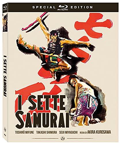 I SETTE SAMURAI (SPECIAL EDITION) (3 BLU-RAY)