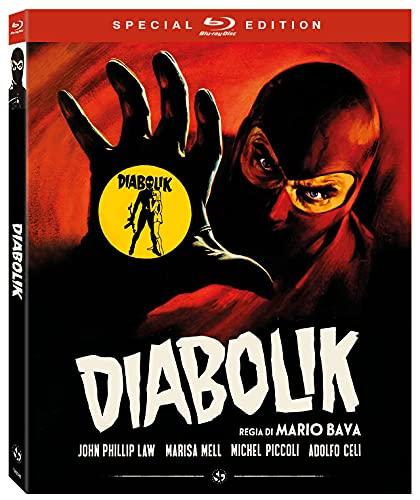 DIABOLIK (SPECIAL EDITION) - BLU RAY