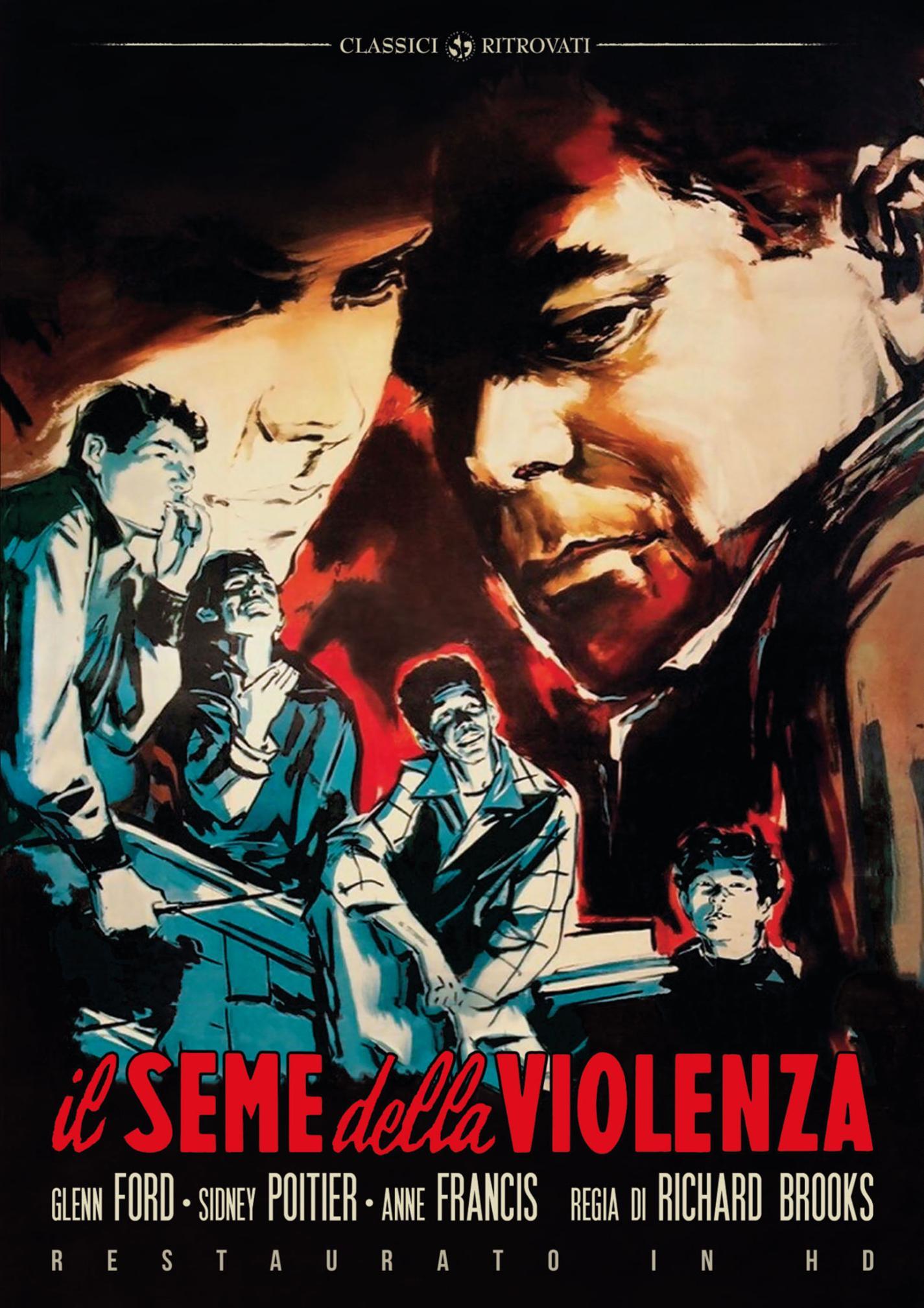 IL SEME DELLA VIOLENZA (RESTAURATO IN HD) (DVD)