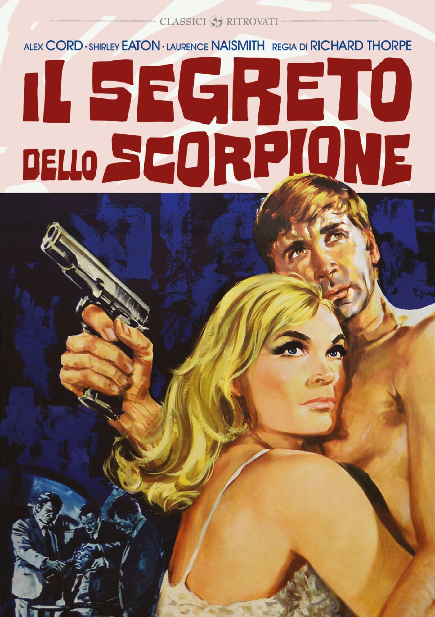 IL SEGRETO DELLO SCORPIONE (DVD)