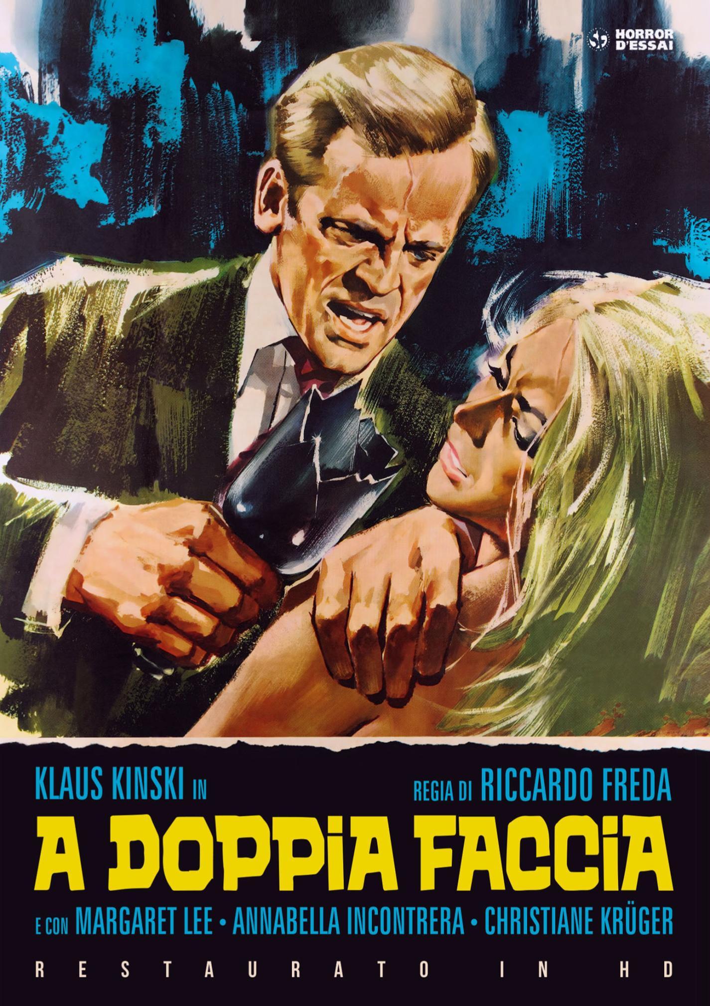 A DOPPIA FACCIA (RESTAURATO IN HD) (DVD)