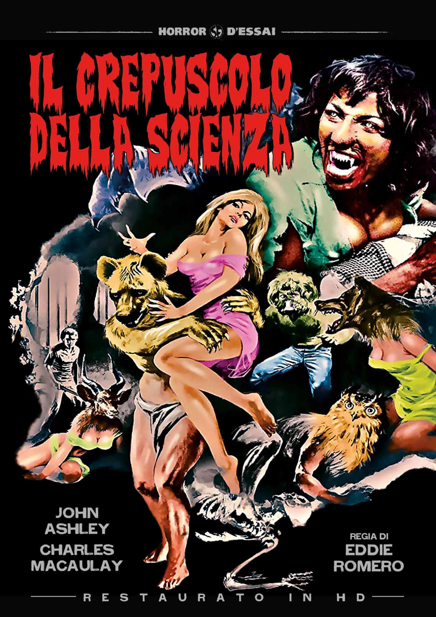 IL CREPUSCOLO DELLA SCIENZA (RESTAURATO IN HD) (DVD)