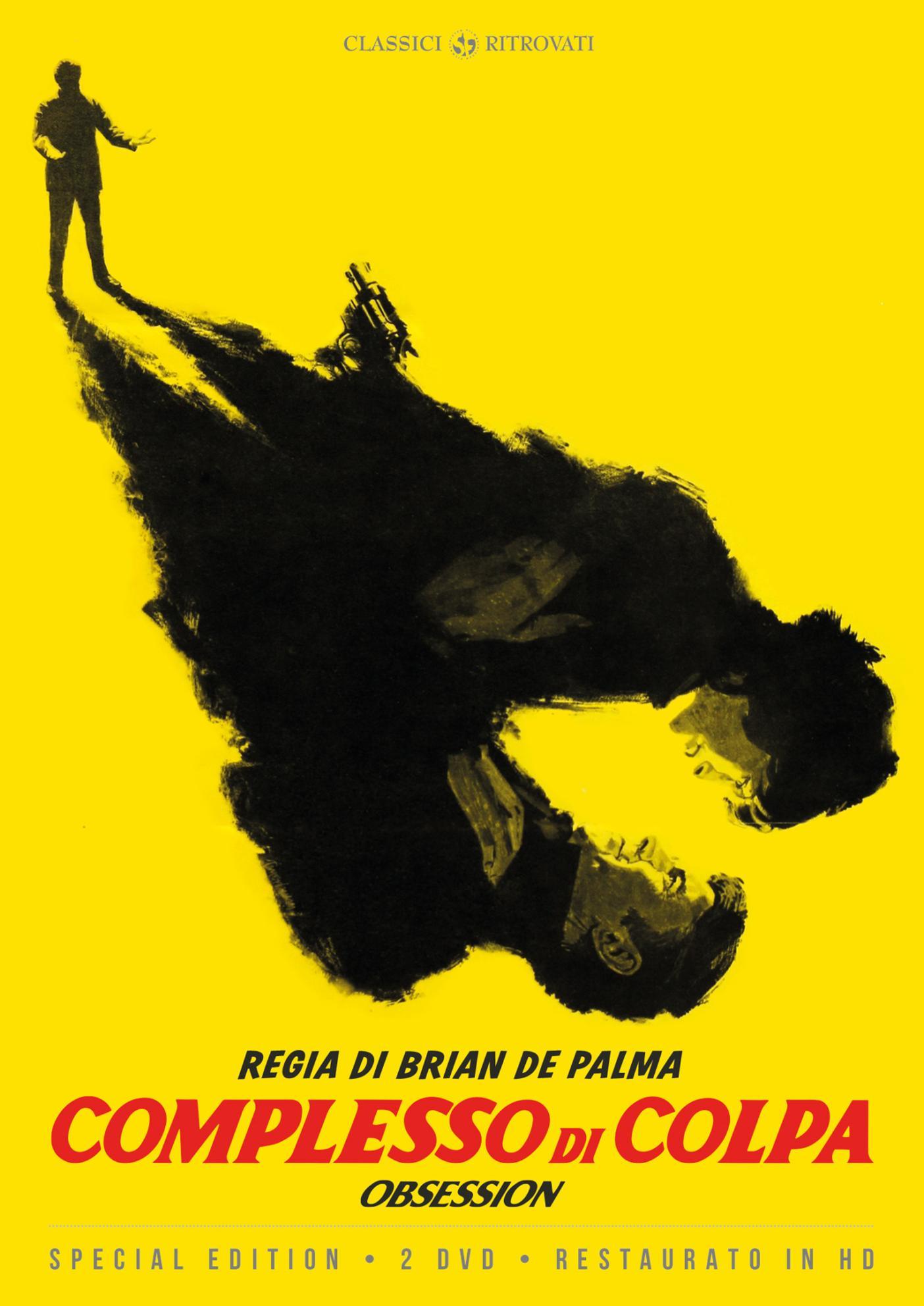 COMPLESSO DI COLPA - OBSESSION (RESTAURATO IN HD) (SPECIAL EDITI