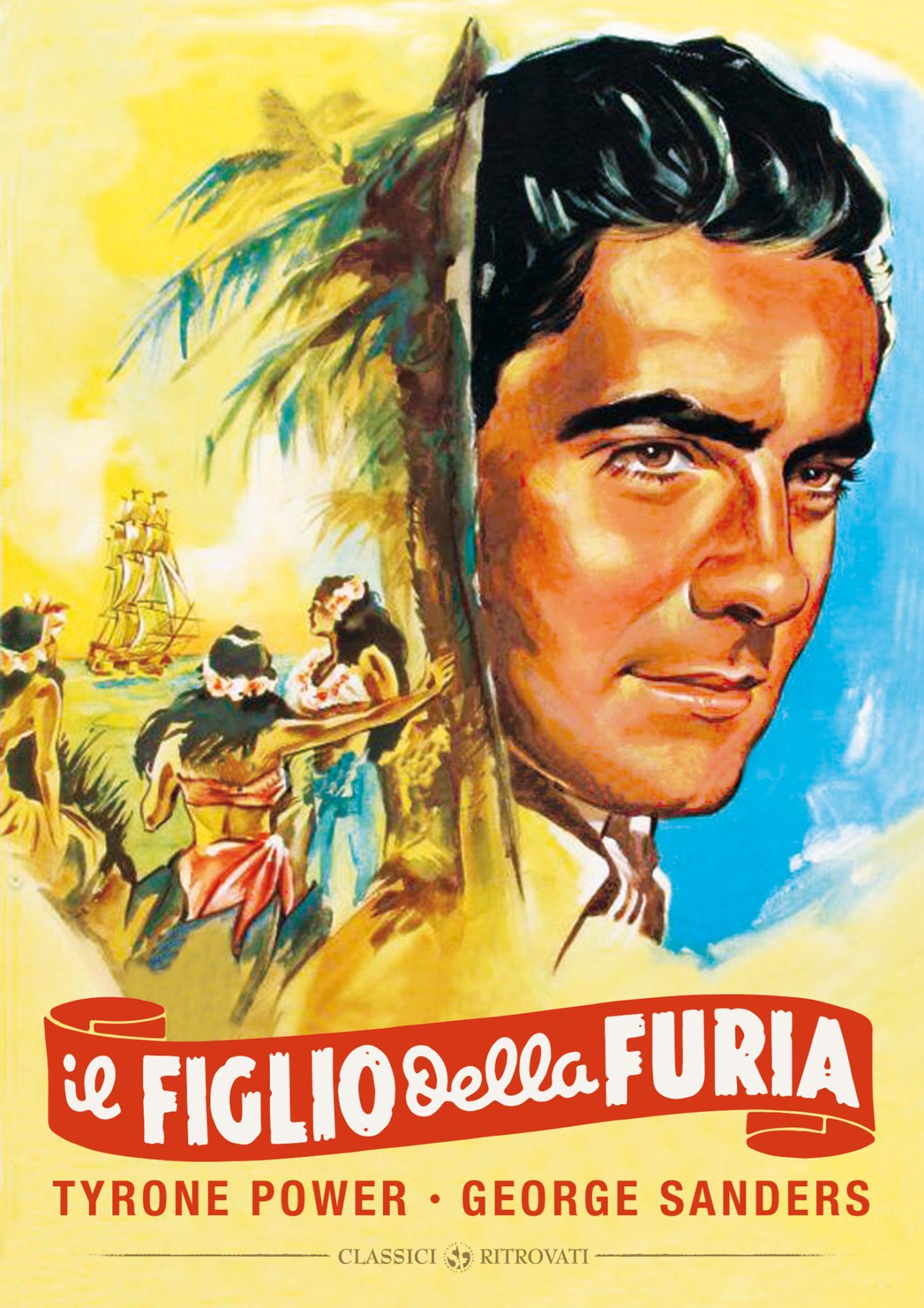 IL FIGLIO DELLA FURIA (DVD)