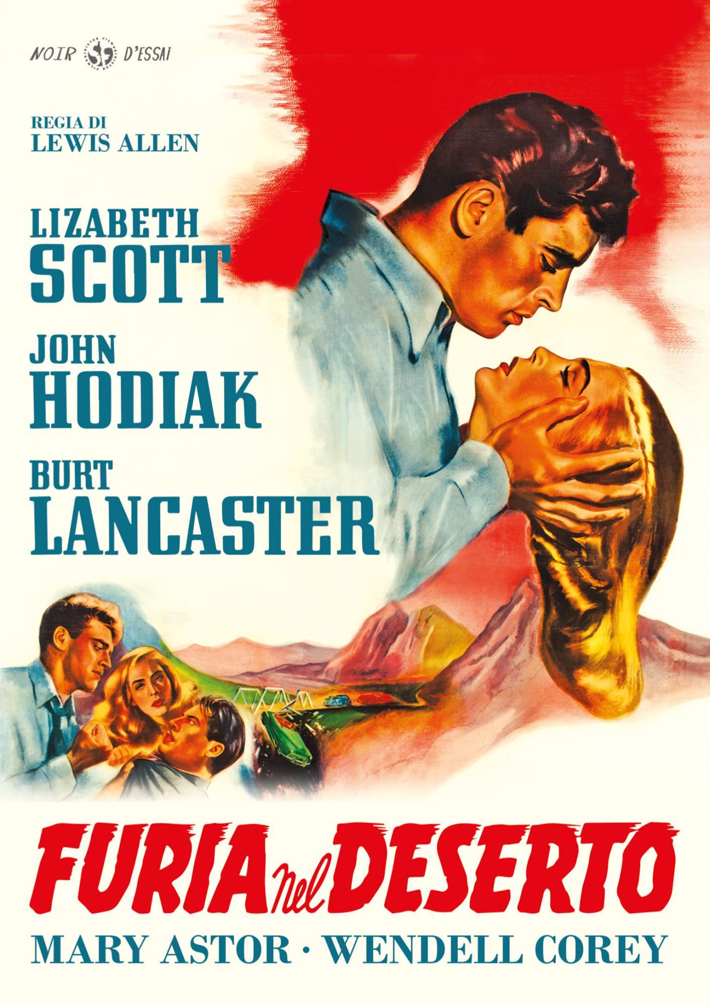 FURIA NEL DESERTO (DVD)