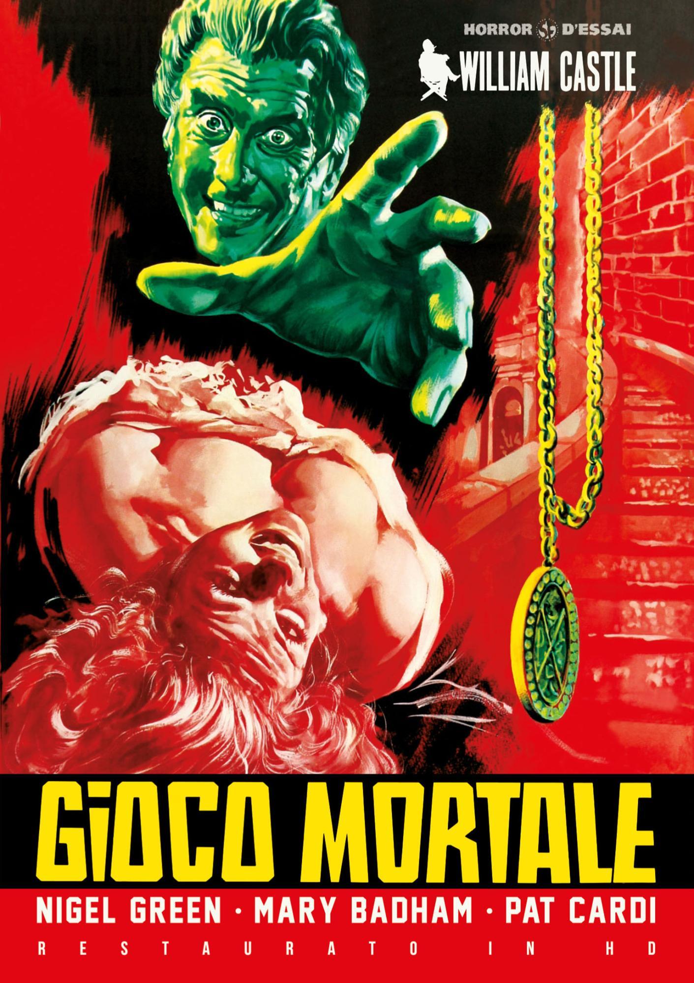 GIOCO MORTALE (DVD)