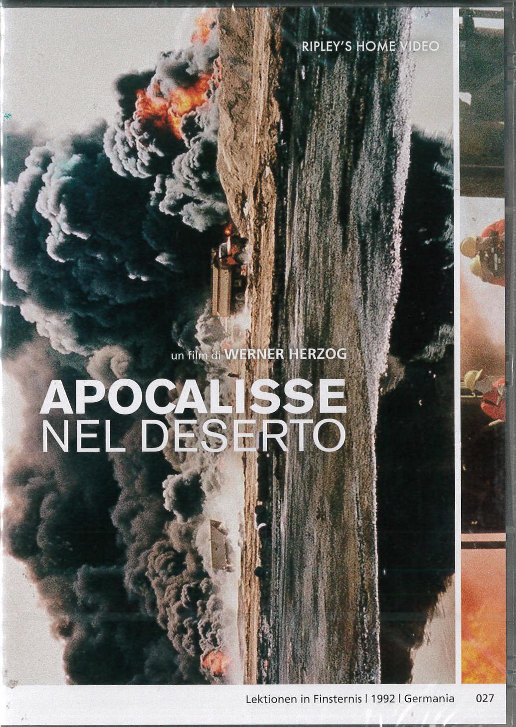APOCALISSE NEL DESERTO (DVD)