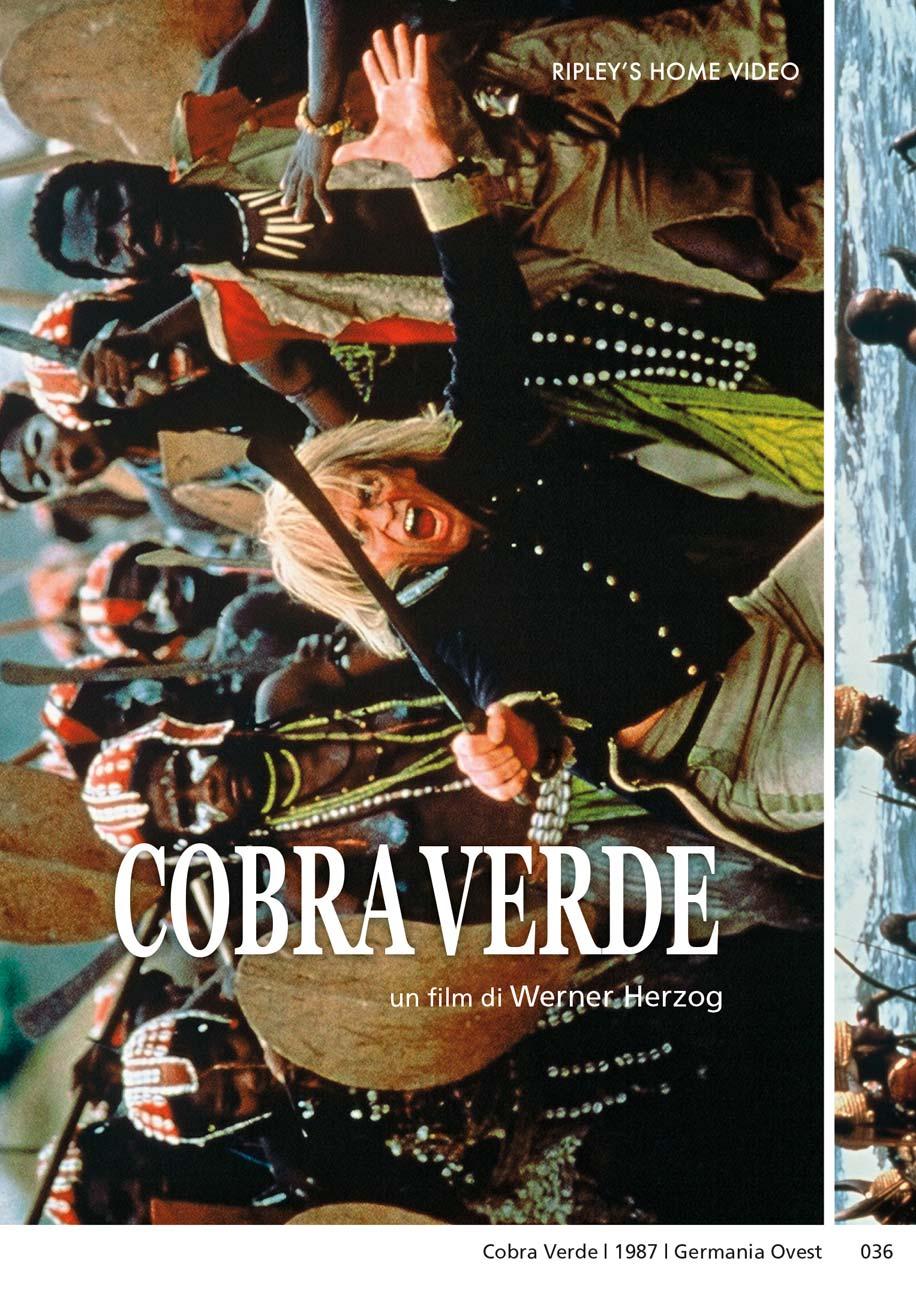 COBRA VERDE (DVD)
