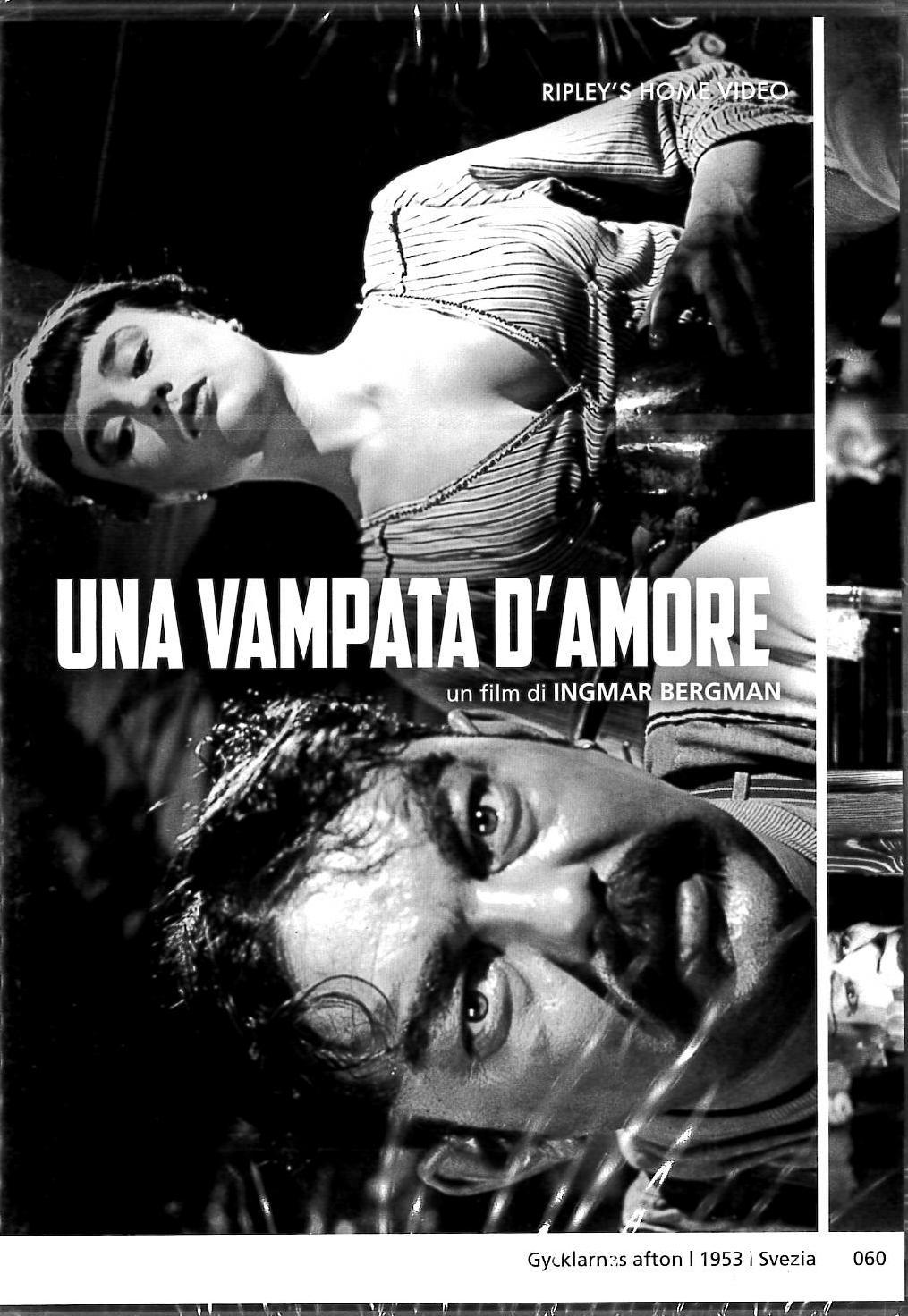 UNA VAMPATA D'AMORE (DVD)