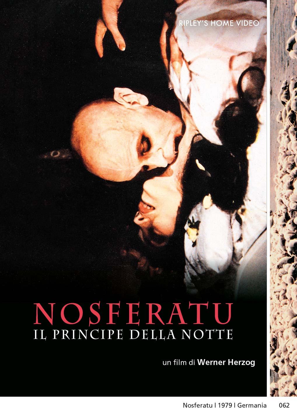 NOSFERATU IL PRINCIPE DELLA NOTTE (2DVD) (DVD)