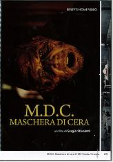 M.D.C. MASCHERA DI CERA - RMX (DVD)